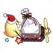 聖夜饅頭(爆撃)のアイコン