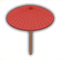 和傘の画像