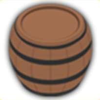 樽テーブル1の画像