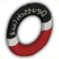 浮き輪の画像