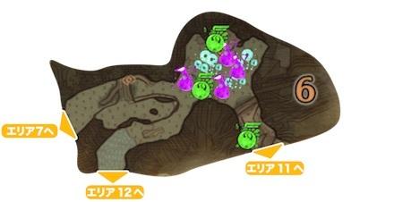 古代樹の森_マップ6