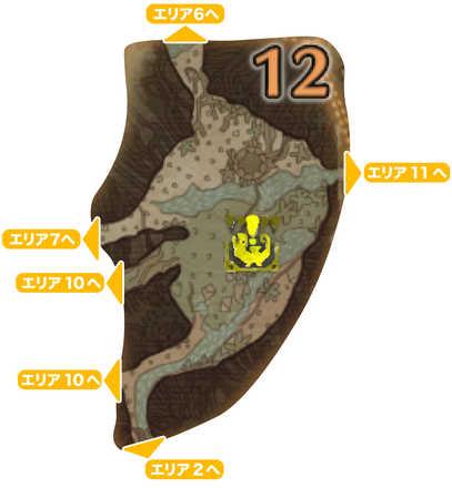 古代樹の森_マップ12