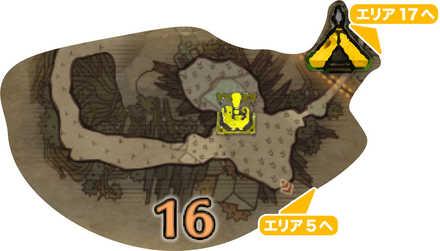 古代樹の森_マップ16_