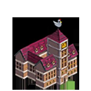 市役所の画像