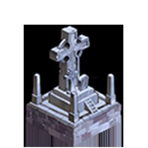 墓場の画像
