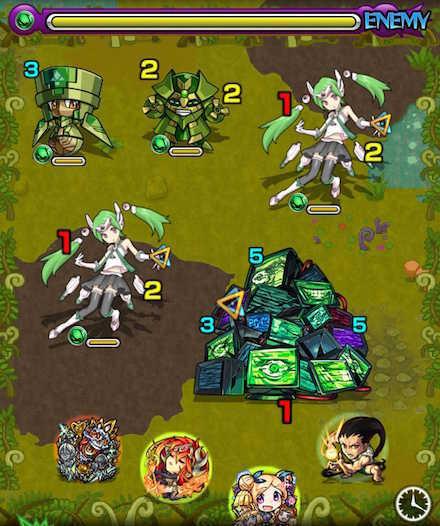 PC-G3ステージ1攻略