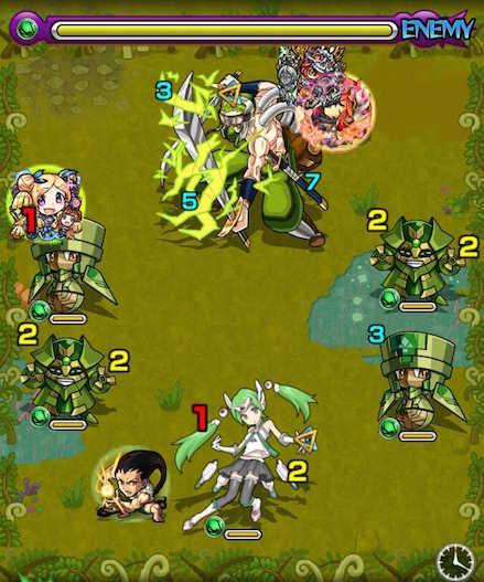 PC-G3ステージ2攻略