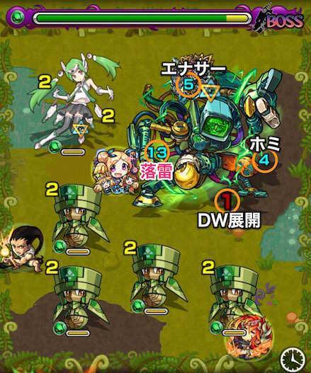 PC-G3ボスステージ1攻略