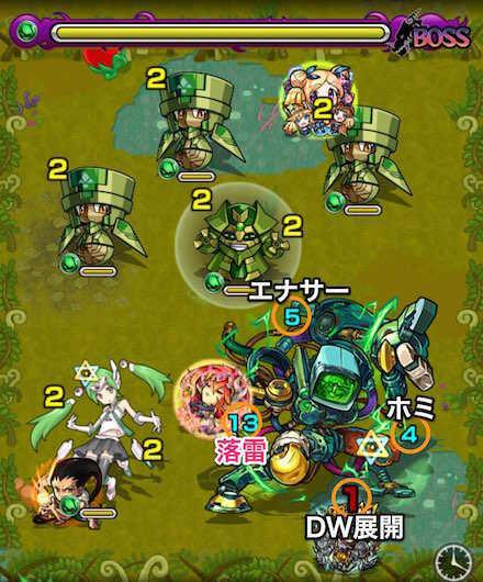 PC-G3ボスステージ2攻略