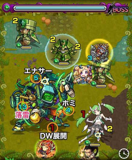 PC-G3ボスステージ3攻略