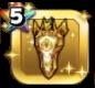 黄金竜の大盾