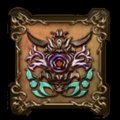 鬼眼王の紋章・頭のアイコン