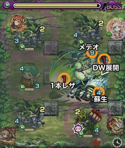 ヨトゥンボスステージ3攻略