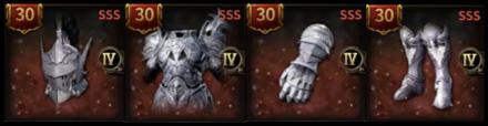 暗黒騎士シリーズ