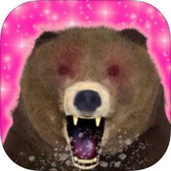 くまといっしょ - 恐怖のクマ育成ゲームのアイコン