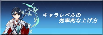 【崩壊3rd】キャラレベルバナー①