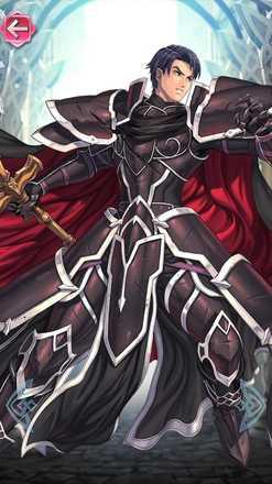 ゼルギウス(漆黒の将)の立ち絵