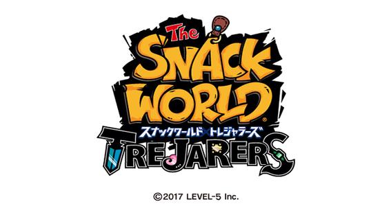 『スナックワールド トレジャラーズ』のNintendo Switch版が発売決定! 「次世代ワールドホビーフェア'18 Winter」に『スナックワールド トレジャラーズ』と『妖怪ウォッチバスターズ2』を出展