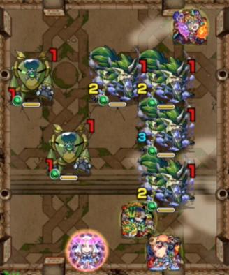 覇者の塔18階の第2ステージの画像