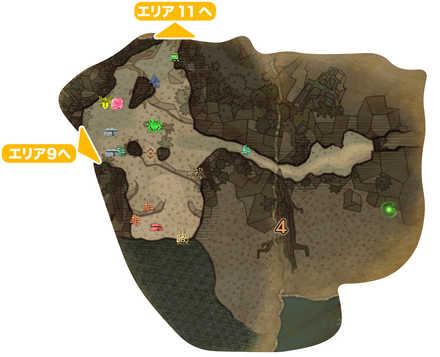 古代樹の森_マップ4