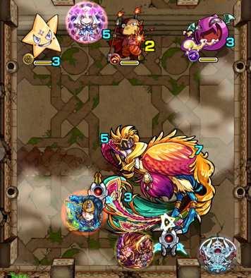覇者の塔 1階のstage3画像