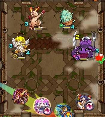 覇者の塔 3階のstage1画像