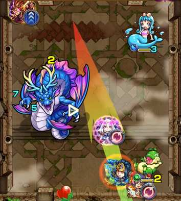 覇者の塔 3階のstage2画像