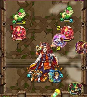 覇者の塔 10階のstage2画像