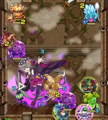 覇者の塔 10階のstage4画像