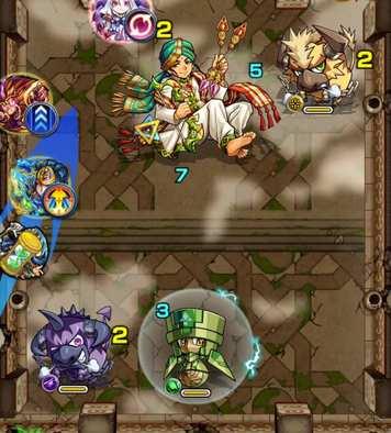 覇者の塔 11階のstage3画像
