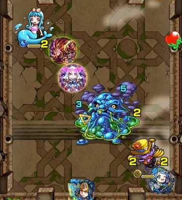 覇者の塔 14階のstage2画像