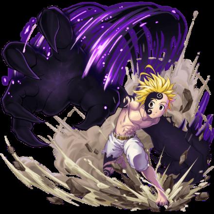 [憤怒の罪]メリオダスの画像