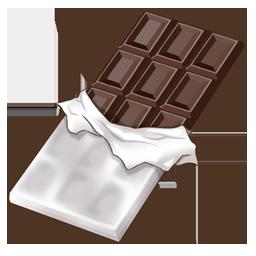 板チョコの画像