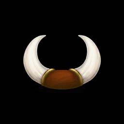 幻牛の角の画像