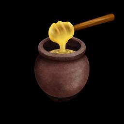 蜂蜜の画像