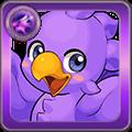 進化前紫チョコボのアイコン