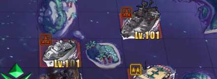 大型艦隊の画像
