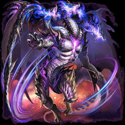 [騒乱の三頭竜]トレグレニグの画像