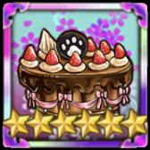 本命チョコケーキの画像