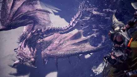 Monster Hunter World Pink Rathian