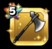 ヤンガスの斧