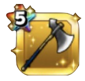 ヤンガスの斧のアイコン
