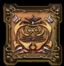 ドン・モグーラの紋章・頭