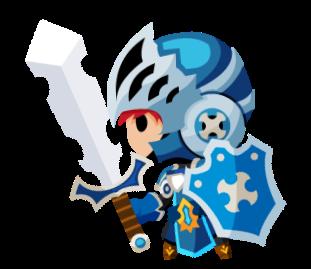 氷の剣士ジェームスの画像
