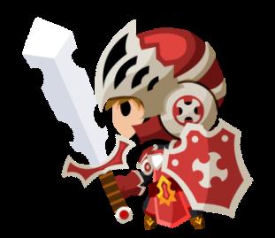 火焔の剣士ゼロスの画像