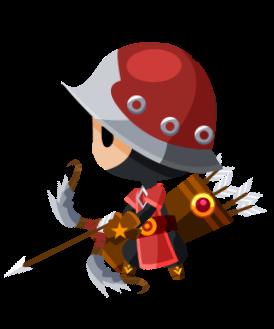 弓兵フランシスの画像