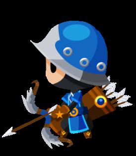 弓兵ケビンの画像
