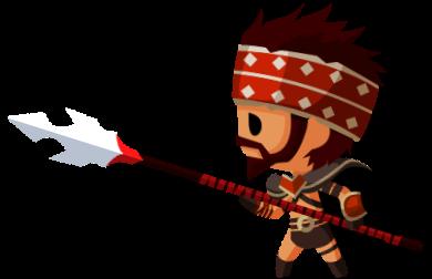 火焔の槍のダリウスの画像
