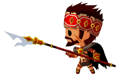 火焔槍神ダリウスの画像