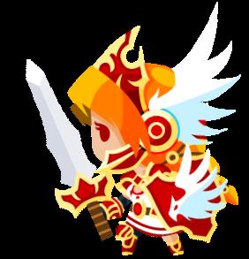 火焔の守護者ヴァルキリーの画像